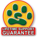 Lifetime Support Guarantee